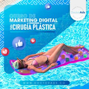 curso de marketing digital para cirugia plastica doctor ads